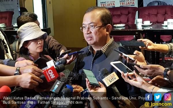 Kubu 02 Akui Sulit Buktikan Tuduhan Kecurangan Jokowi - Ma'ruf - JPNN.com