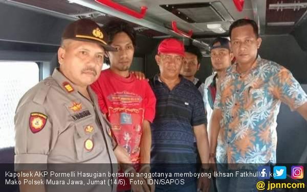 Terkuak Pemicu Ikhsan Membunuh Kawan Sendiri, Jasad Ditenggelamkan - JPNN.com