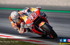 MotoGP 2019: Marc Marquez Beber Kesulitan Taklukkan Sirkuit Assen - JPNN.com