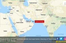 Duh, Iran Lagi-Lagi Bikin Masalah di Teluk - JPNN.com