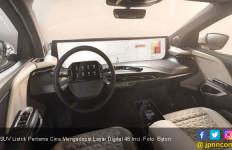 SUV Listrik Pertama Cina Mengadopsi Layar Digital 48 Inci - JPNN.com