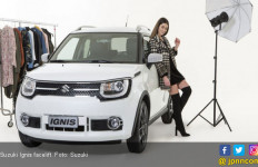Suzuki Masih Ogah Memproduksi Ignis di Indonesia - JPNN.com
