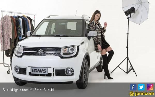 Suzuki Ignis Bersolek, Makin Tampan! - JPNN.com