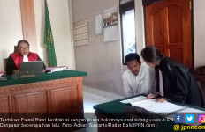 Terbukti Memiliki Sabu-sabu dan Ineks Ratusan Gram, Saiful Pasrah Diganjar 12 Tahun Penjara - JPNN.com
