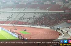 Nyanyian Baru Suporter Indonesia: Senior, Kapan Juara? - JPNN.com