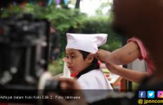 Adhiyat Sumbang Suara untuk Soundtrack Koki Koki Cilik 2 - JPNN.com
