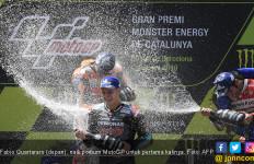 Ada Kecelakaan Terburuk Sepanjang MotoGP Musim Ini, Jangan Lupa! Fabio Quartararo Meraih Podium Perdana - JPNN.com