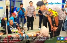 Ansor Serang Sopir Bus Safari Sebabkan Kecelakaan Maut di Tol Cipali - JPNN.com