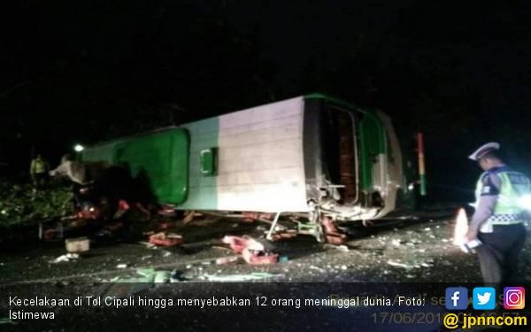 Dalam Dua Hari Polri Bakal Ungkap Penyebab Kecelakaan Maut di Tol Cipali - JPNN.com