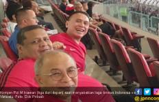 Mantap Maju Jadi Ketum PSSI, Eks Kapolda Metro Jaya Beberkan Tiga Program Kerjanya - JPNN.com