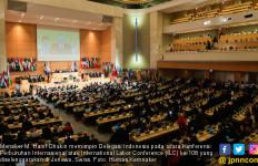 Menaker Pimpin Delegasi Indonesia Dalam Konferensi Perburuhan Internasional di Swiss - JPNN.com