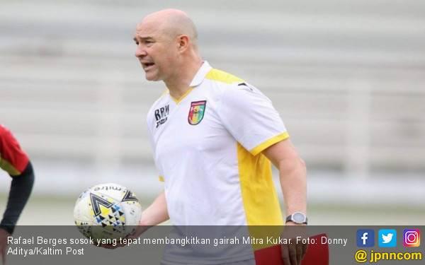 Keputusan Bos Mitra Kukar Mendaratkan Rafael Berges Dinilai Cukup Tepat - JPNN.com