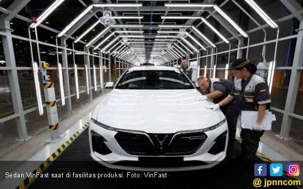 Mobil Asli Vietnam VinFast Sudah Menuju Garasi Konsumen - JPNN.com