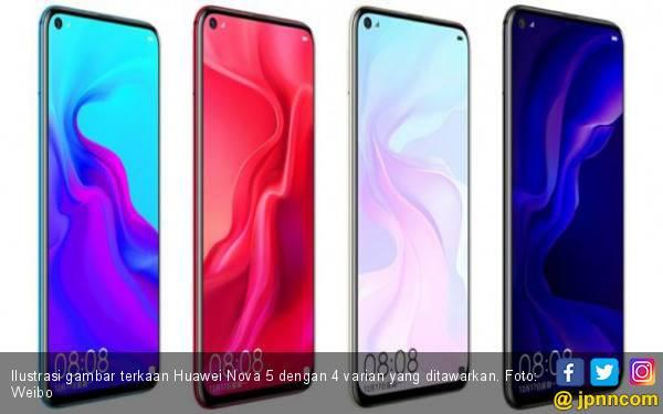 Huawei Bersiap Rilis Hp Terbaru, Ada 4 Varian - JPNN.com