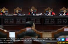 MK Mentahkan Tuduhan Kubu Prabowo - Sandi Soal Keberpihakan Aparat - JPNN.com