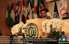 Menaker Mempromosikan Tiga Pilar Pembangunan SDM di Forum ILO - JPNN.com