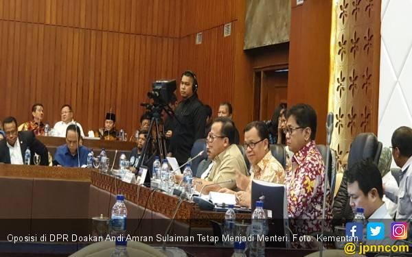 Oposisi di DPR Doakan Andi Amran Sulaiman Tetap Menjadi Menteri - JPNN.com
