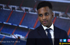 Rodrygo Goes Ingin Membahagiakan Real Madrid - JPNN.com
