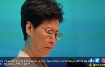 Pemimpin Hong Kong Dukung Polisi Gunakan Kekerasan kepada Demonstran - JPNN.com