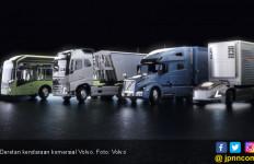 Volvo Gandeng Nvidia Untuk Kejar Daimler di Persaingan Truk dan Bus Otonom - JPNN.com
