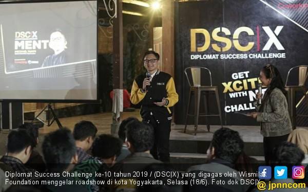 Antusiasme Peserta Meningkat, DSC X 2019 Gelar Roadshow di Yogyakarta - JPNN.com