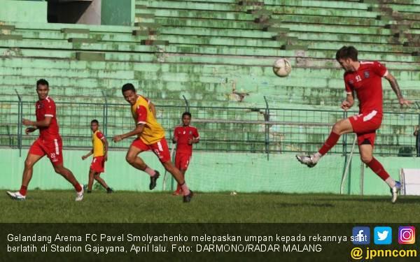 Arema FC vs PS TIRA Persikabo, Berharap Tuah Stadion Gajayana - JPNN.com