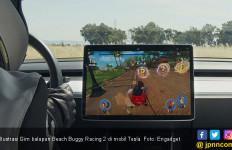 Tesla Akan Instal Gim Balapan di Mobil yang Terhubung ke Setir dan Rem - JPNN.com