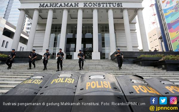 Suasana Sidang MK Pecah, Saksi Prabowo Kebelet Pipis - JPNN.com