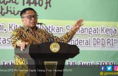 Isu Kewenangan DPD Jangan Jadi Penghambat Kinerja - JPNN.com