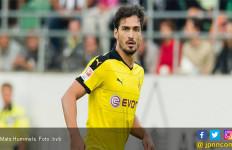 Tinggalkan Bayern Muenchen, Mats Hummels Balik ke Borussia Dortmund - JPNN.com