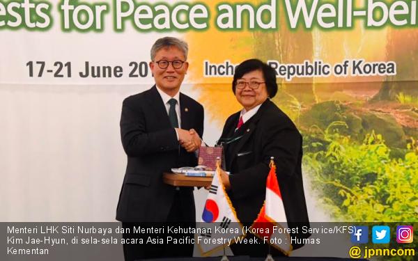 Kabar Gembira dari Menteri Siti untuk Para Penggemar Kpop Tanah Air - JPNN.com