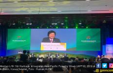 Menteri Siti Paparkan Kebijakan Moratorium dan Alokasi Hutan untuk Rakyat di Korsel - JPNN.com