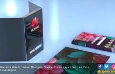 Menunda Mate X, Huawei Ditengarai Siapkan Ponsel Layar Lipat Lain - JPNN.com