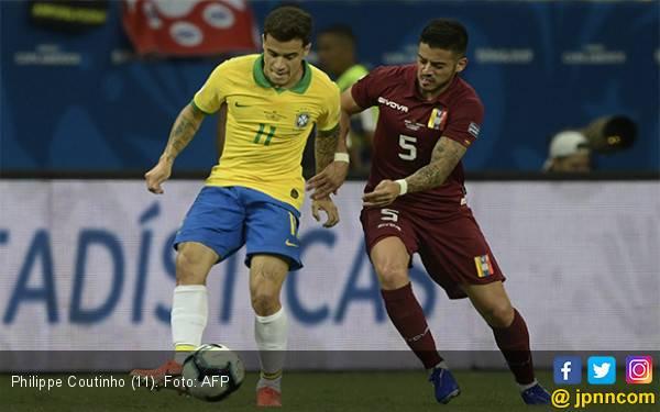 PSG Pengin Amankan Tanda Tangan Philippe Coutinho Usai Copa America 2019 - JPNN.com