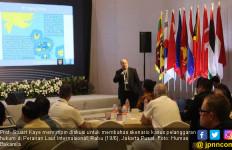 16 Negara Bahas Skenario Kasus Pelanggaran Hukum di Perairan Internasional - JPNN.com