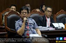 Sidang Sengketa Pilpres 2019 di MK, Saksi 02: Saya Ditusuk - tusuk - JPNN.com