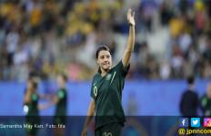 Sam Kerr, Bintang Australia di Piala Dunia Wanita 2019 yang Punya Pacar Cewek Juga - JPNN.com