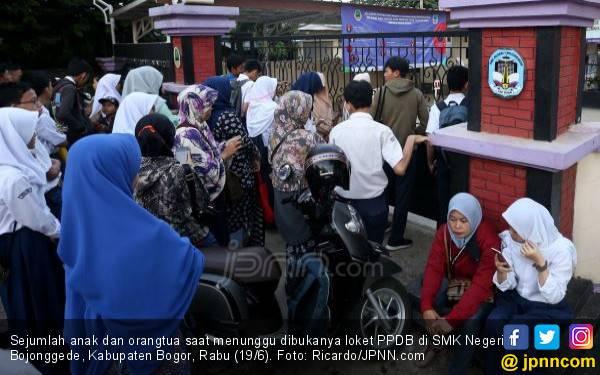 Jika Kuota PPDB 2019 Sudah Terpenuhi tetapi Masih Banyak Pendaftar - JPNN.com