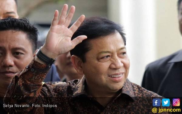 Ajukan PK, Setya Novanto Minta Diputus Bebas dan Dikembalikan Hak Berpolitik - JPNN.com