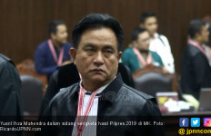 Respons Yusril soal Kader PBB jadi Saksi 02 dan Ungkap Materi Pelatihan Kubu 01 - JPNN.com