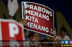 MK Hormati Hak Pendukung Prabowo yang Kebelet Pengin Demo - JPNN.com