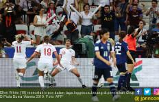 Bayar Utang ke Jepang, Inggris Juara Grup D Piala Dunia Wanita 2019 - JPNN.com