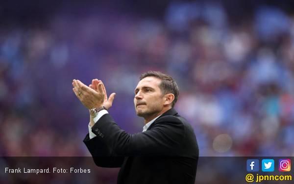 Coming Soon! Frank Lampard Latih Chelsea - JPNN.com