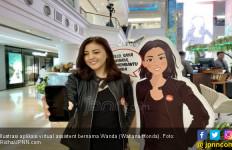 Wahana Punya Asisten Cantik Bernama Wanda, 24 Jam Siap Melayani - JPNN.com