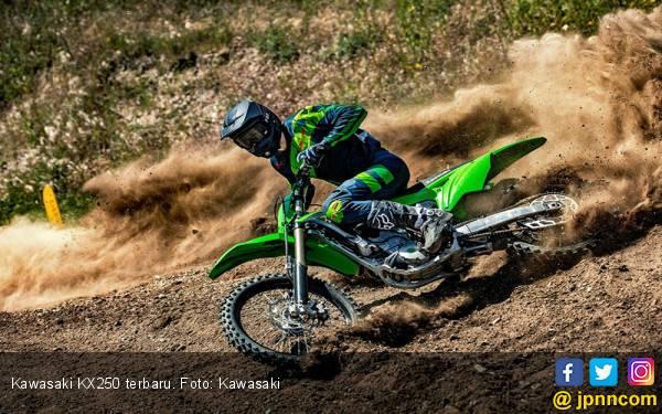 Kawasaki KX250 Terbaru Diklaim Lebih Bertenaga - JPNN.com