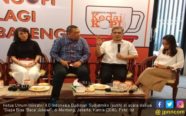 Budiman: Saatnya Jokowi Membangun SDM Imajinatif - JPNN.com