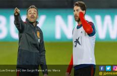 Sergio Ramos: Setiap Kemenangan Spanyol Untuk Luis Enrique - JPNN.com