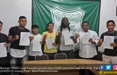 Jelang Hadapi PSPS, PSMS Medan Datangkan Enam Pemain Baru - JPNN.com