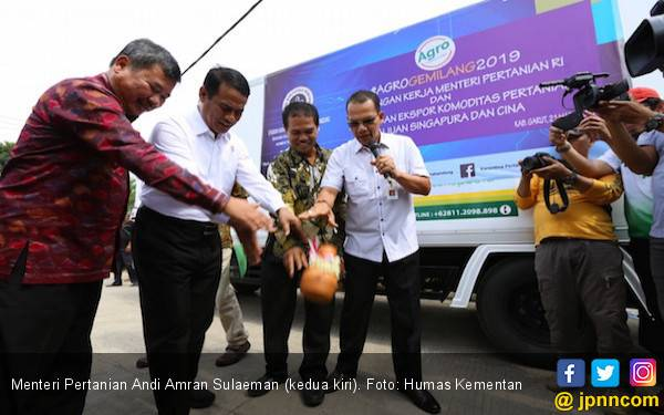 Indonesia Mencatat Surplus Perdagangan Pertanian dengan Eropa - JPNN.com