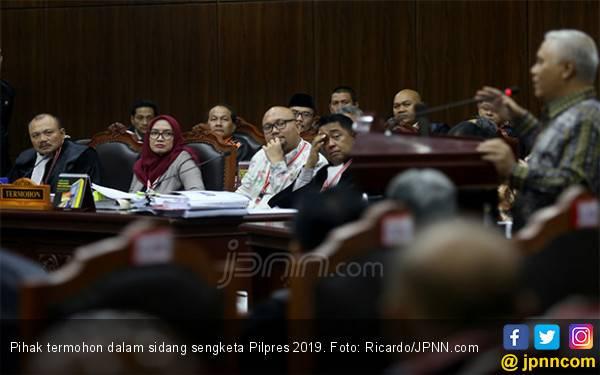 Ahli dari KPU Berikan Keterangan Tertulis ke MK, Isinya soal BUMN dan Ma'ruf Amin - JPNN.com